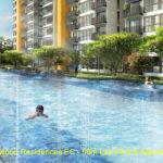 Westwood Residences EC - 50 Metres Lap Pool & Aqua Gym