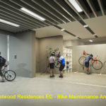 Westwood Residences EC - Bike Maintenance Area