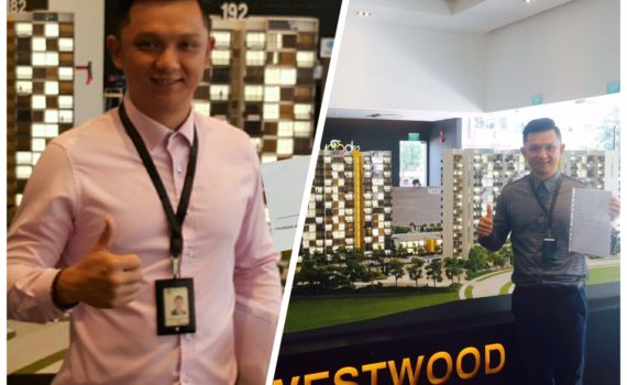 Westwood Residences 2nd units sold by Willy Toh